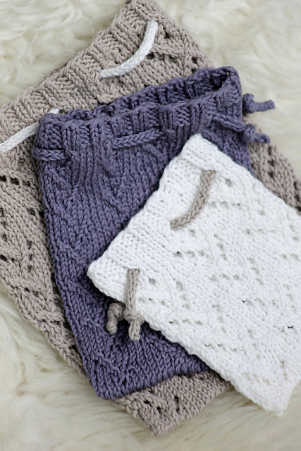 Free Knitting Pattern Gift Bag : Knitting Patterns Galore - Something Special Gift Bags