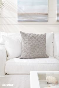 Beachside Knit Pillow