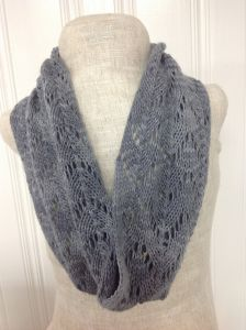Stormy Lace Cowl