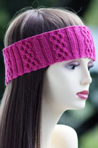 Rib & Braid Headband