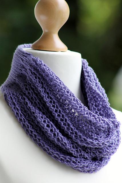 861a743b1d1 Knitting Patterns Galore - Divine Drape Cowl
