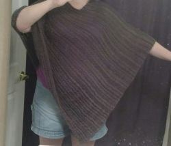 Breezy Summer Poncho