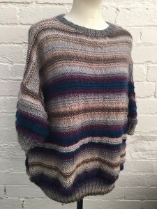 Boho Spirit Slouchy Sweater