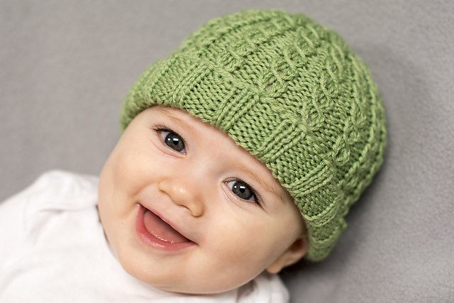 Knitting Patterns Galore Danny Boy Hat