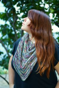 Knits and Knots Shawlette