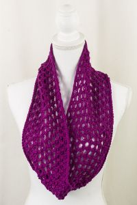 Magnificent Magenta Cowl