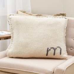 Initially Yours Pillow