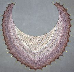 Threefer Shawl