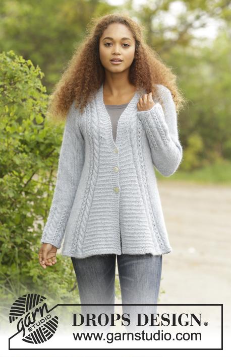 Knitting Patterns Galore - Bridget Jacket