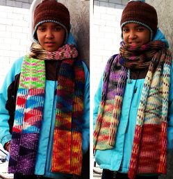 Sweetspot Scarf/Ghan