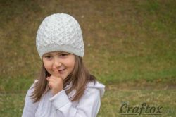 Girls Winter Beanie.
