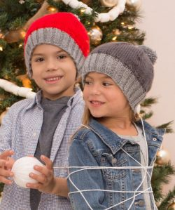 Two-Tone Kids' Hats