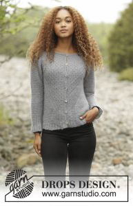Misty Harbor Cardigan