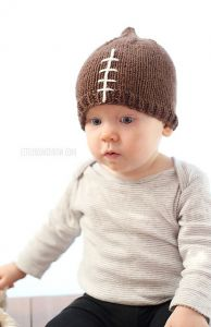 Baby Football Hat