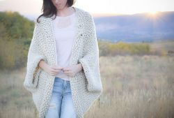 Easy Blanket Sweater