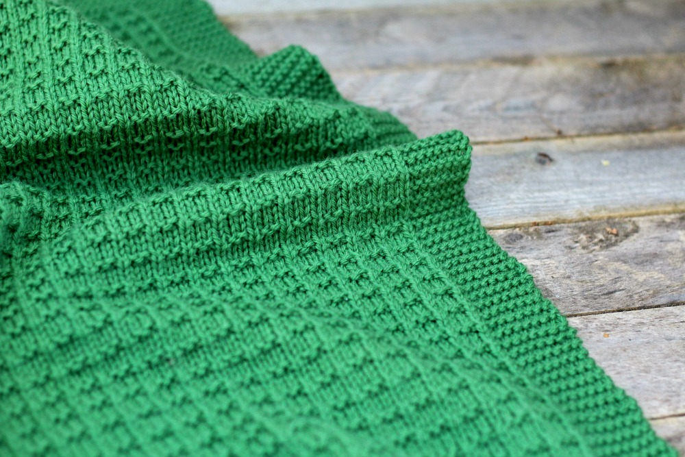 Knitting Patterns Galore Cambrie Blanket