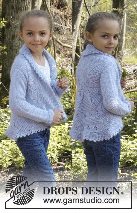 Knitting Patterns Galore - Alvina
