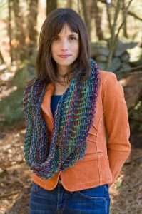 Camelot Ridged Cowl