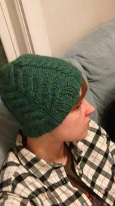 Staghorn Cable Hat