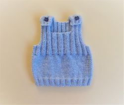 Ribster Baby Vest Top