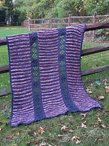 Winter Weather Afghan