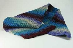Blended Color Scarf