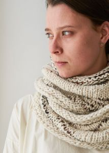 Syncopated Cowl