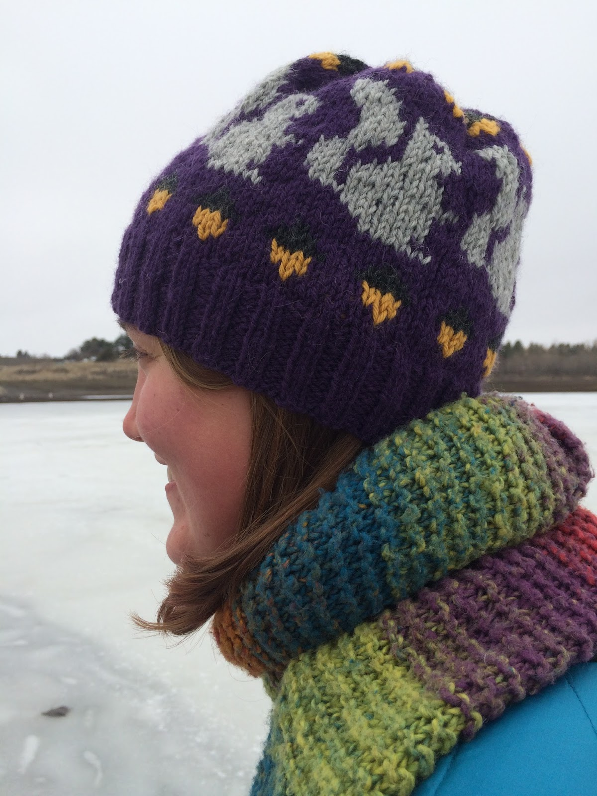 Knitting Patterns Galore Hats : Knitting Patterns Galore - Willas Hat