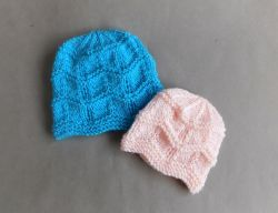 Gentle Breeze Baby Hat