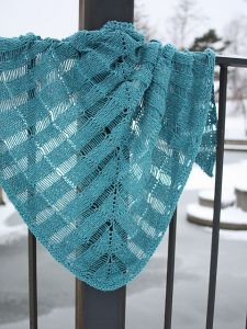 Windlass Shawl