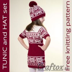 Tunic and Hat Set