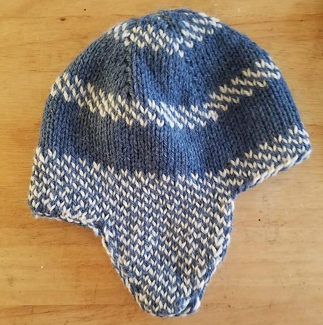 Knitting Patterns Galore Yooper Hat