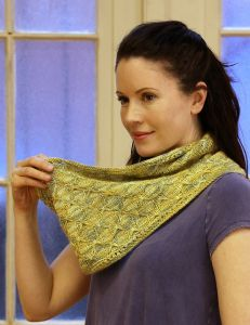 Butterfly Stitch Cowl