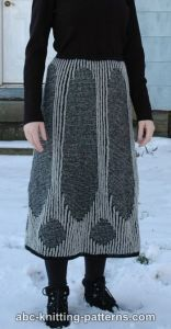 Country Manor Brioche Skirt
