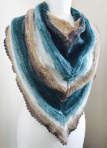 Syncopated Stardust Cowl
