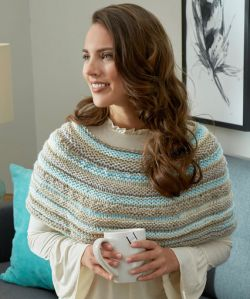 Cozy Shoulders Poncho