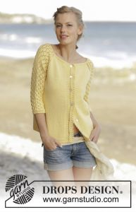 Honey Blossom Cardigan