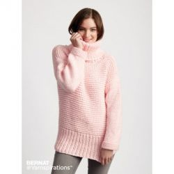 Big Box Knit Pullover