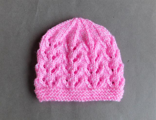 Knitting Patterns Galore Bibi Baby Hat