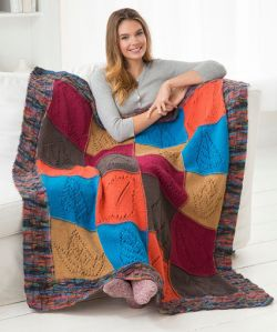 Caring Comfort Knit Throw