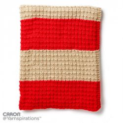 Easy Breezy Knit Blanket
