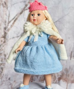 Royal Princess Doll Outfit