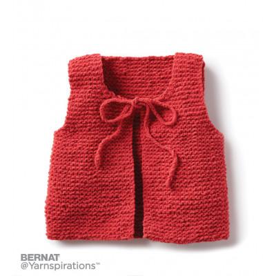 Knitting Patterns Galore Wee Knit Vest