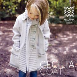 Girls' Cecilia Coat