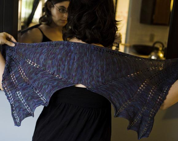 Dragon Wings Knitting Pattern : Knitting Patterns Galore - Dragon Wing