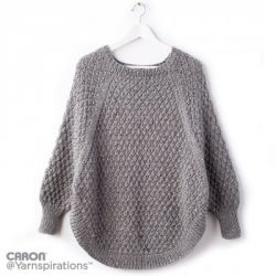 Great Curves Knit Poncho
