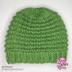 Easy Going Knit Hat