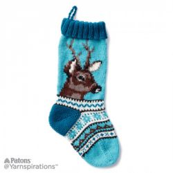 On Dasher Knit Stocking
