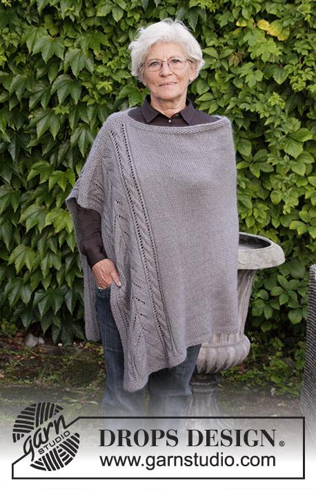 Knitting Patterns Galore Cloudy Day