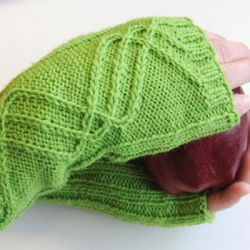 Winding Way Mitts